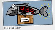 Fish Clock