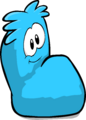 Fuzzy Blue Couch sprite 006
