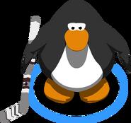 Palo de hockey de Riley juego