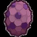 Prehistoric 2013 Eggs Triceratops Purple
