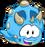 BlueDinoPuffle