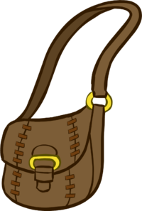 Bolso de Cuero icono