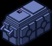 Caja con Provisiones Imperial icono