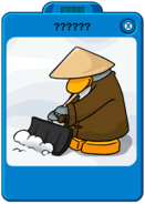 Dig Out The Dojo - Mystery Penguin