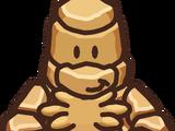 Estatua del Hábitat de los Puffles