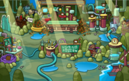 Isla de los Puffles Cafés v1