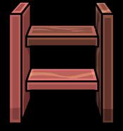 Short Wooden Steps sprite 002