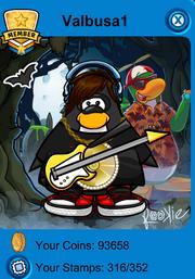 Valbusa1 Yellow Bass Guitar