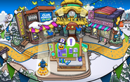Waddle On Party Town 2