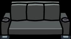 Black Designer Couch