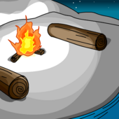 CampfireBackground