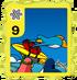Card-Jitsu Cards full 356