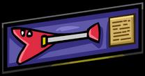 Electric Guitar Shadow Box icon