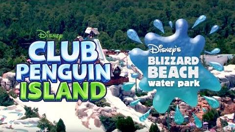 Island Insider at Disney's Blizzard Beach Water Park - Disney Club Penguin Island
