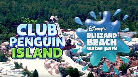 Island Insider at Disney's Blizzard Beach Water Park - Disney Club Penguin Island