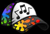 Music Jam Cap clothing icon ID 1266