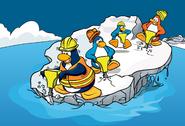 Penguin Tales '09 Iceberg title image