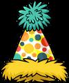 Polka Puffle Hat