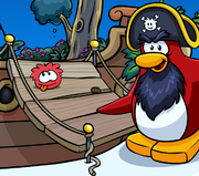 Rockhopper Background - Prior to the Adventure Party 2009