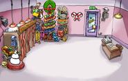 Tienda de Regalos Fiesta de Navidad 2005