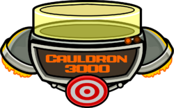 Cauldron 3000 Battle of Doom