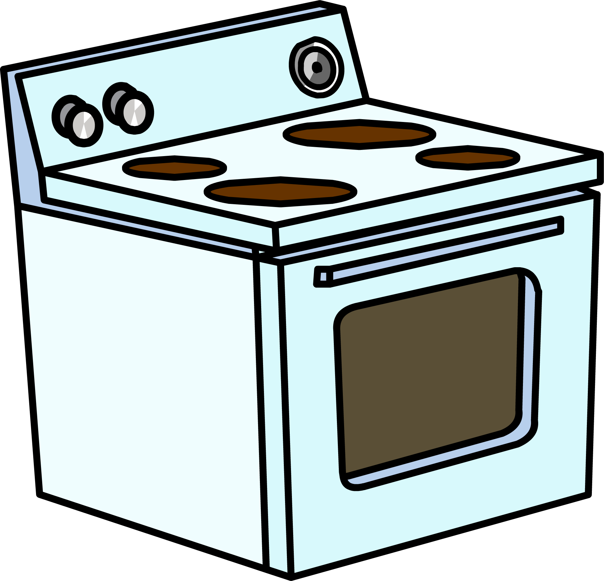 image electric stove sprite 028 png club penguin wiki fandom rh clubpenguin wikia com stove black and white clipart wood stove clipart