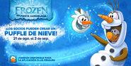 Pantalla frozen 2