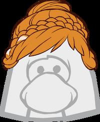 Peinado Coronación icono