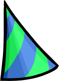 Sombrero del 1° aniversario icono