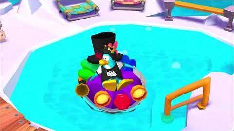 What if We Treated Tubes Like Luxury Cars? Disney Club Penguin Island