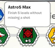 Astro5 max stamp book