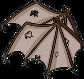 Brown Bat Wings Icon 3135