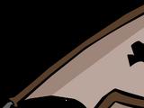 Brown Bat Wings