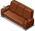 Brown Designer Couch sprite 008