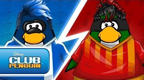 Club Penguin Penguin Cup 2014 Sneak Peek