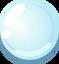Emoticón Burbuja de aire