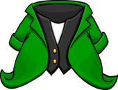 Leprechaun Tuxedo clothing icon ID 291
