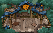 Puffle Tree House