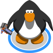 Sabine's Spray Gun In-Game