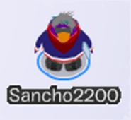 Sancho en el juego