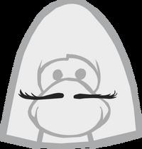 Bigote delgado