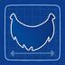 Blueprint Bushy Beard icon