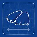 Blueprint Wolf Feet icon