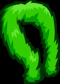 Boa de Plumas Verde icono