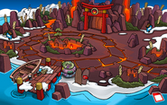 Card-Jitsu Party 2011 Dock