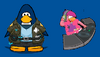 Club Penguin Dami1222 and Cadence