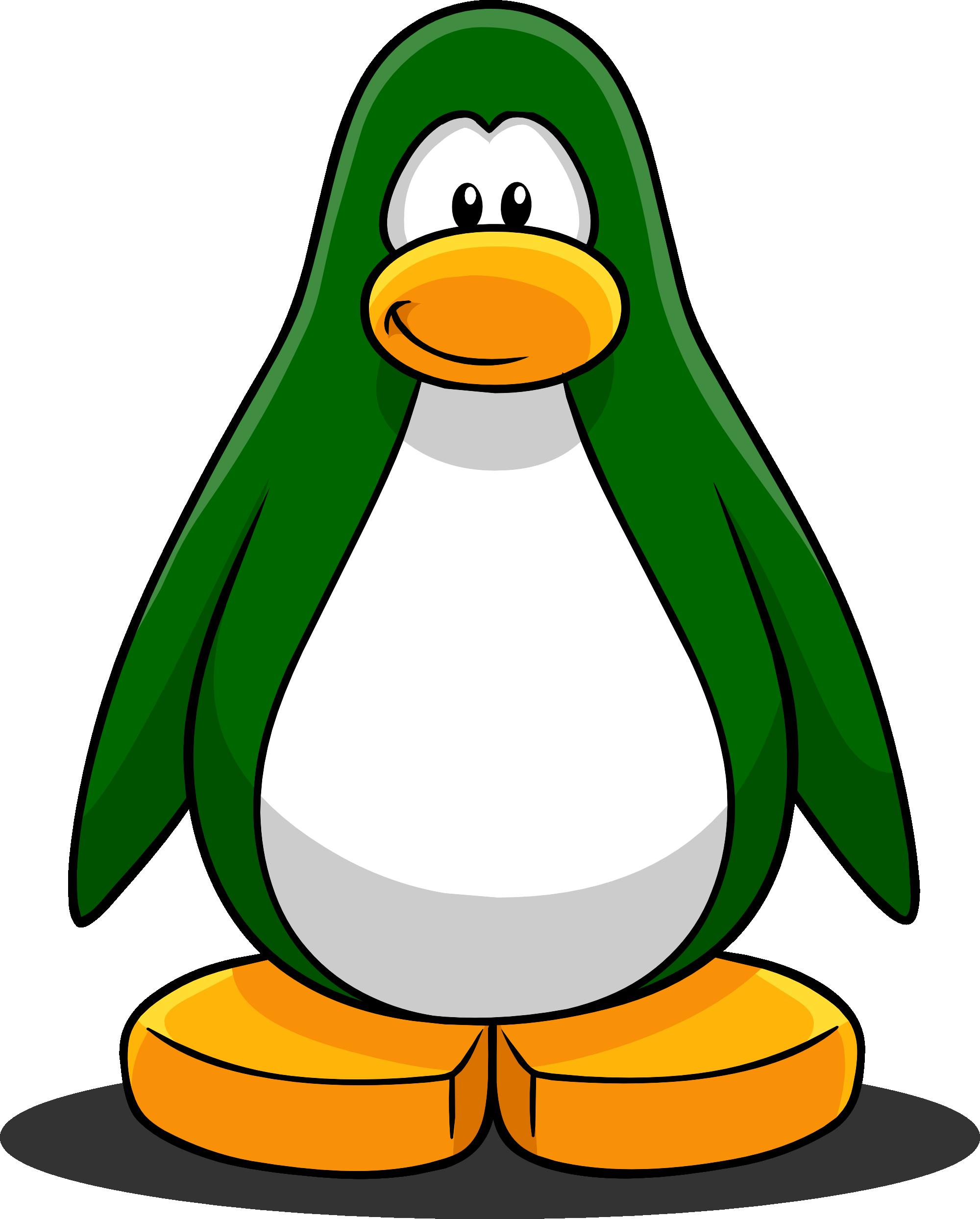 Image - Dark Green Create Penguin.png | Club Penguin Wiki | FANDOM ...