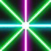 Fabric Neon Lights icon