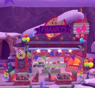 Franky's Exterior Celebración Arcoíris