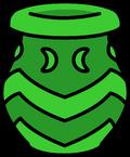 Green Vase